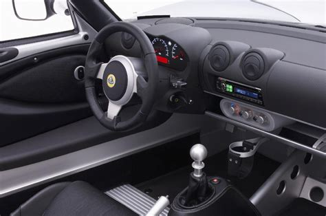 Lotus Elise S2 Interior by Lotus Elise Review 2001 On