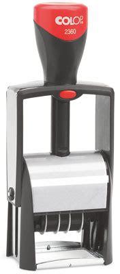 Stempel Tanggal Clasic Dater 9 Mm colop classic 2360 dater bestellen stempel kaufen