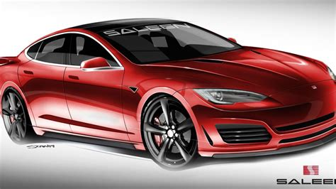 Saleen Tesla The Saleen Tesla Model S Is Such A Idea It Just