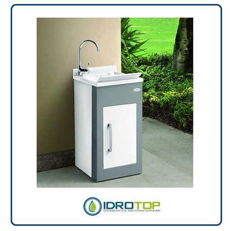 mobile lavatoio da esterno lavatoio per esterno still montegrappa mobile in alluminio