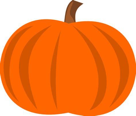 free pumpkin clipart plain pumpkin clip at clker vector clip