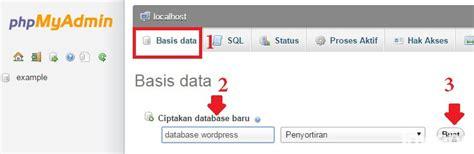 membuat database dengan mysql di linux cara membuat database dengan mysql inwepo