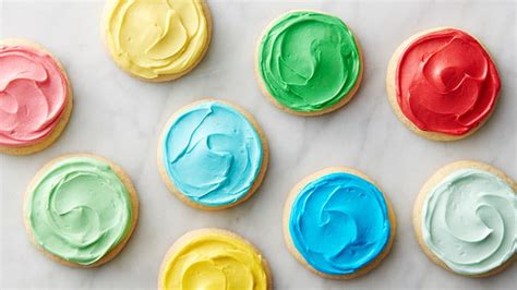 colored frosting your guide to colored frosting tablespoon