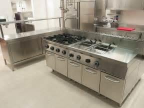 inox cuisson et gros mat 233 riel agencement restauration