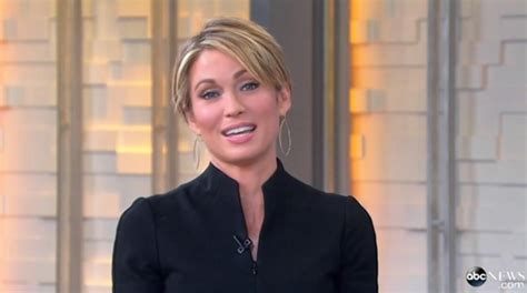 Amy Robach Haircut 2014 | amy robach debuts short haircut on good morning america