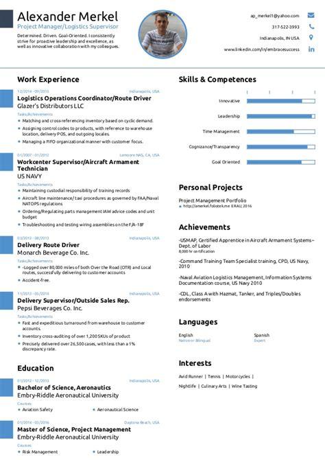 Cio Sample Resume by Novoresume Merkel
