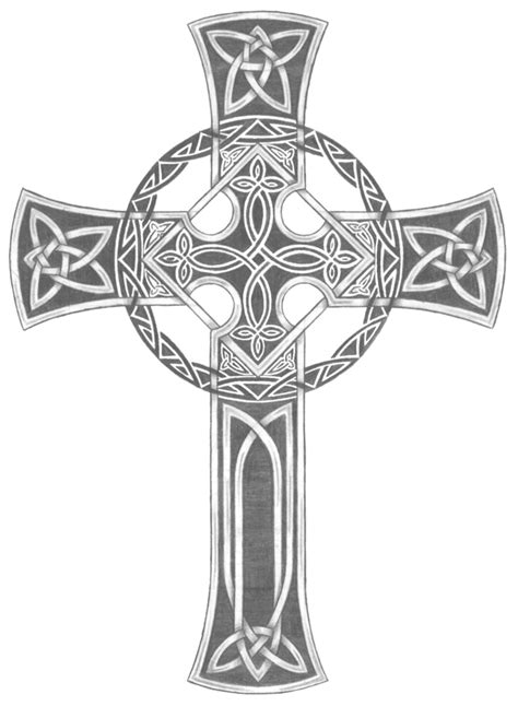 Celtic Cross Tattoos Nycardsandswag Scottish Designs