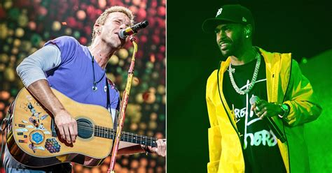 coldplay big sean hear coldplay s uplifting new song with big sean rolling