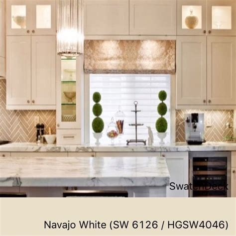 navajo white sw 6126 hgsw4046 sherwin williams swatchdeck diy decorating