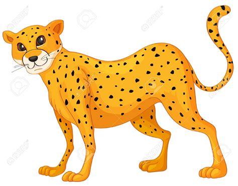 cheetah clipart cheetah clipart pencil and in color cheetah