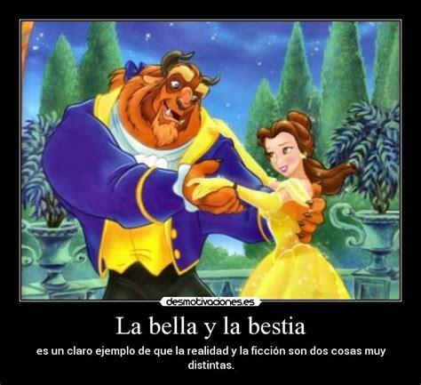 Imagenes De Amor De La Bella Y La Bestia | la bella y la bestia desmotivaciones