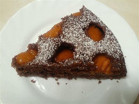 kuchen schokolade schokolade marillen kuchen lieschen111 chefkoch