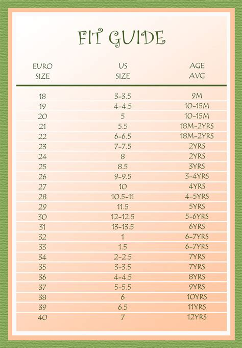 slipper size chart shoes size chart european shoe size conversion chart