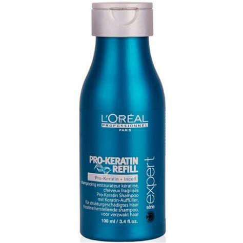 Loreal Keratin l or 233 al pro keratin refill shoo 100 ml