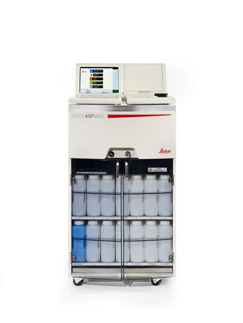 asp products leica asp300 s enclosed tissue processor product
