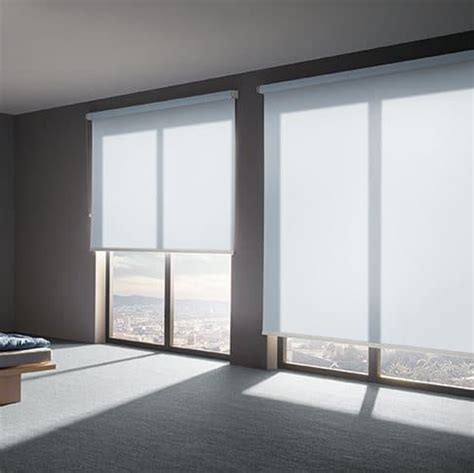 Innenrollos Fenster by Innenrollos Klassisch Oder Als Raffrollo Wolkenrollo