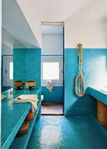 blue bathroom tiles spruce up your home with color blue tiles for the