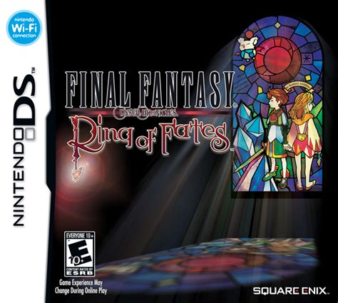 Ring Of Fates Nds Nintendo Chronicles Ring Of Fates Ds