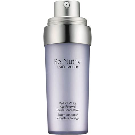 Aphroderma Serum White Concentrate estee lauder re nutriv radiant white age renewal serum concentrate anti aging treatment