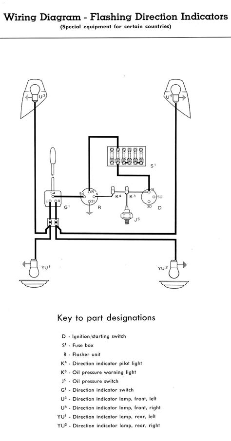 united pacific turn signal wiring diagram gm turn signal