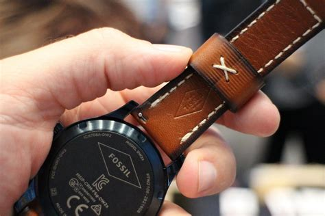 Fossil Qmarshall Brown fossil q wander and q marshal on digital trends