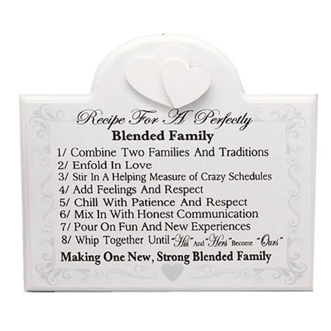 Wedding Quotes Joining Families by Blended Family Quotes And Sayings Quotesgram