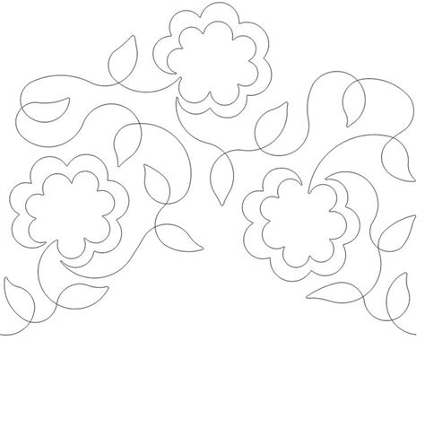 printable quilting stencils 447 best images about quilting stitch patterns on pinterest