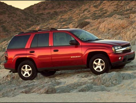 chevrolet trailblazer owners manual chevy owners manual