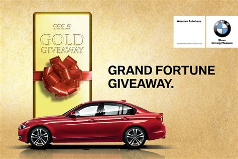 bmw malaysia new year promotion ad wearnes autohaus bmw prosperity package offers you a