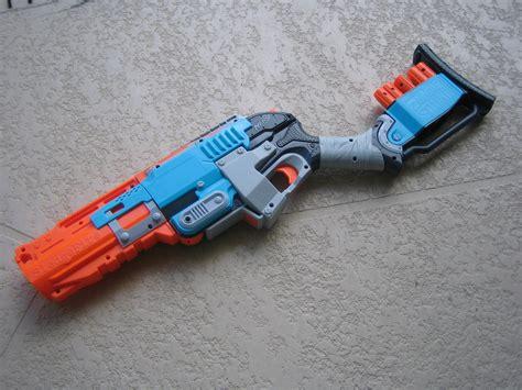 Gun Nerf Strike Sledgefire Review Nerf Strike Sledgefire Unboxing Review