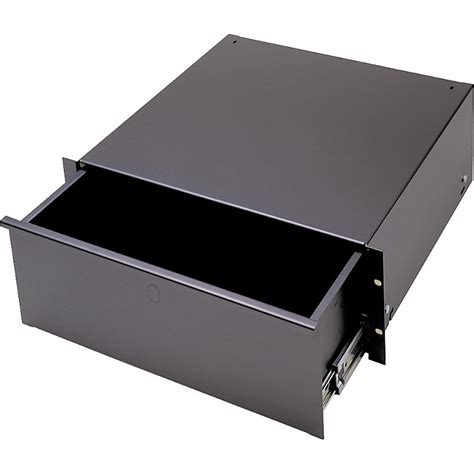 4 Space Rack Drawer by Middle Atlantic 4 Space Rackmount Drawer Music123