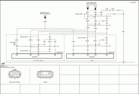 2004 mazda tribute radio wiring diagram 39 wiring