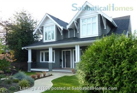 5 bedroom house for rent vancouver sabbaticalhomes home for rent vancouver british columbia