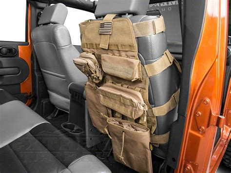 smittybilt gear seat covers tj smittybilt wrangler g e a r front seat cover coyote
