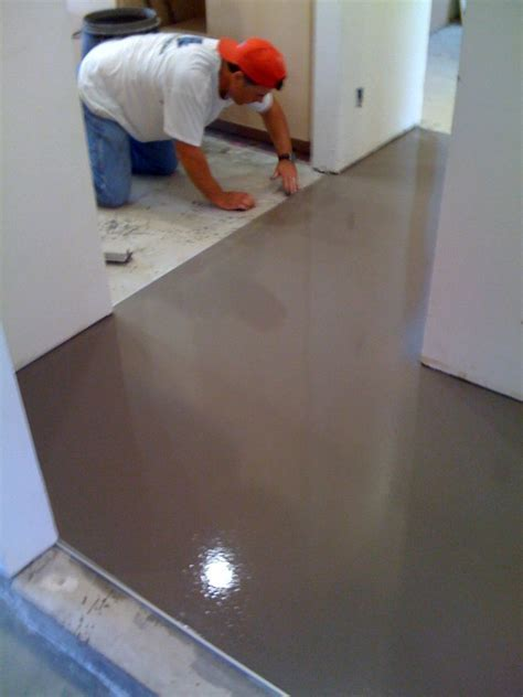 Self Leveling Concrete Floor Contractors   Carpet Vidalondon