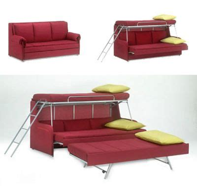 bunk bed sofa combo combination sofa bunk bed the way home should be pinterest