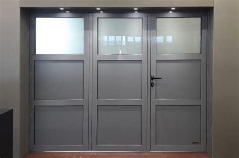 porte de garage 3 vantaux porte de garage pliante 3 vantaux manuelle atlantic