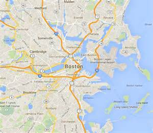 map of boston area boston s radio wers reigns sublime days