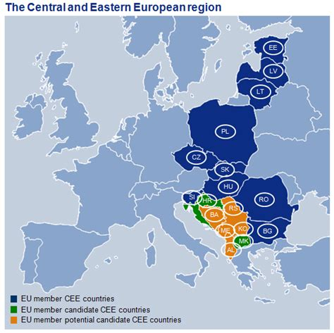 Central European Mba by Doing Business In Central Eastern Europe Delaney