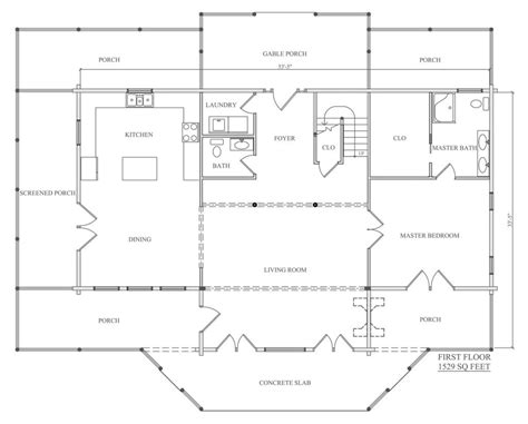 kickerillo floor plans camden plan 08892 katahdin cedar log homes floor plans