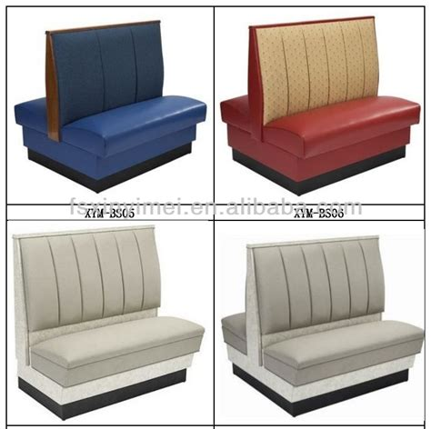 leather food for sofas high quality comfortable leather restaurant curved sofa