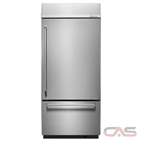 Kitchenaid Dishwasher Authorized Repair Kitchenaid Kbbr206epa Bottom Mount Refrigerator 36 Quot Width