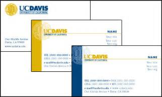 uc davis business cards uc davis stationery by repro graphics