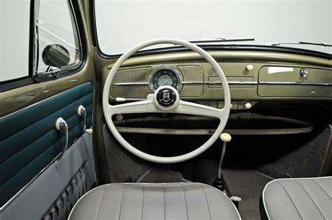 vw beetle interior vintage volkswagens rides vw beetles beetle volkswagen