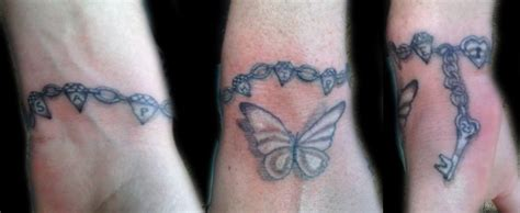 tattoo butterfly bracelet 74 wonderful wrist butterfly tattoo ideas that every girl