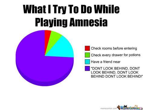 Amnesia Meme - amnesia by recyclebin meme center