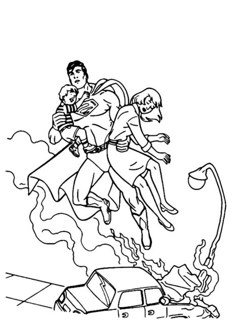 man of steel coloring pages az coloring pages