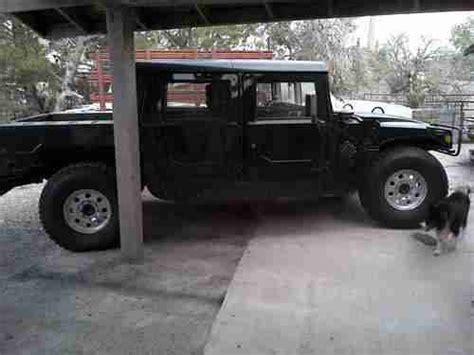 1993 hummer h1 replacement cam buy used 1993 hummer h1 in el paso texas united states for us 28 500 00