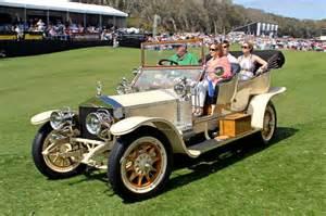 1909 Rolls Royce Amelia Island Concours 2013 Class Winners And Photos