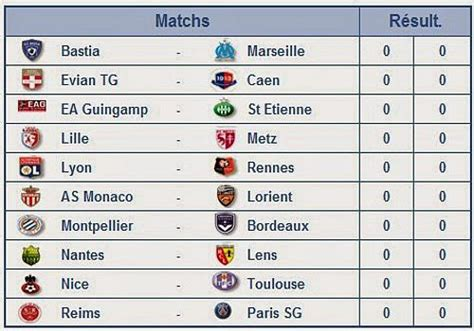 Chions League Afrique 2015 Calendrier T 233 L 233 Charger Suivi Ligue 1 2014 2015 Pour Windows Site